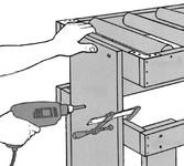 Роликовая крышка стола