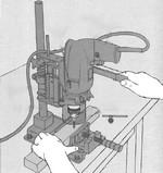 Портативные электроинструменты. Универсальный силовой блок